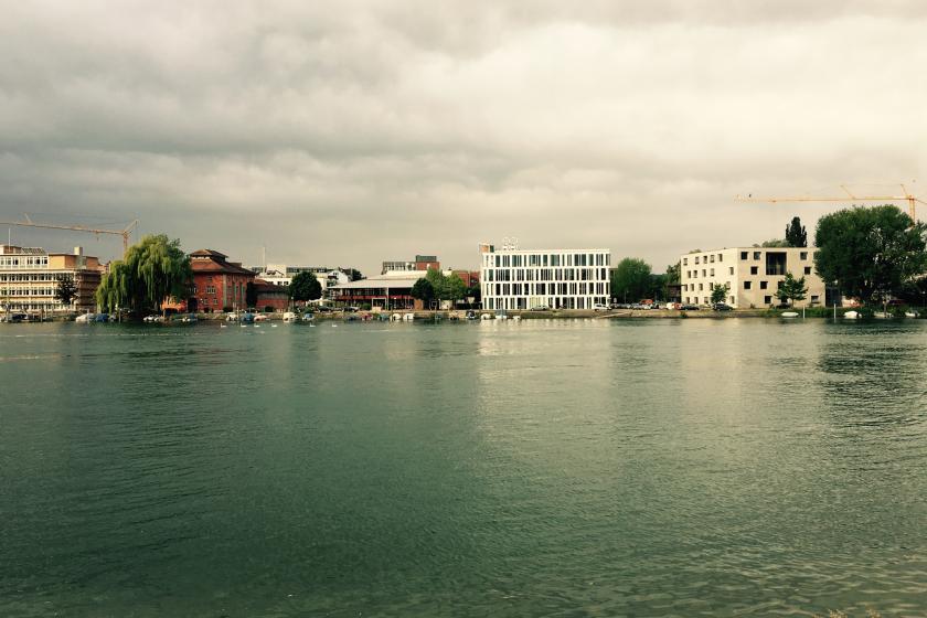 »Designpositionen«-Vortrag an der HTWG Konstanz: »Reisetagebuch einer Designerin«