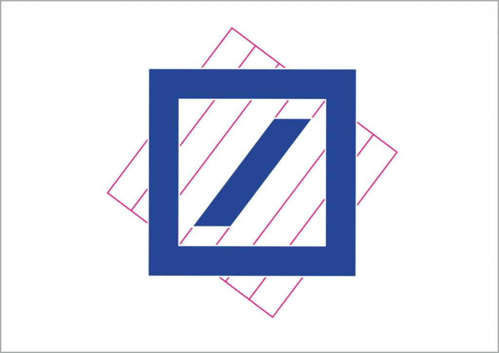 Anton Stankowski Deutsche Bank Logo
