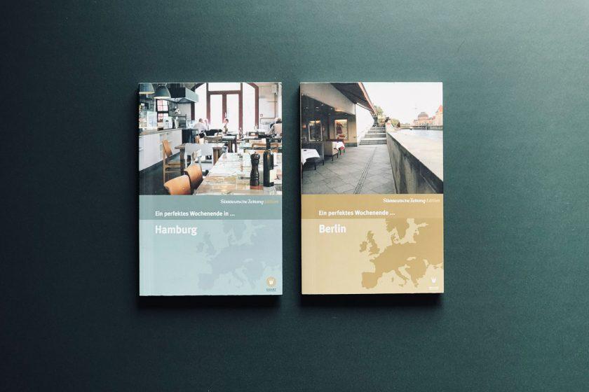 Auf der Suche nach besonderen Orten: Smart Travelling-Reiseführer »Eine perfekte Woche …«
