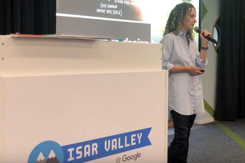 Talk at UX & Product Meetup Munich @ Google: »Digital Design Ethics«