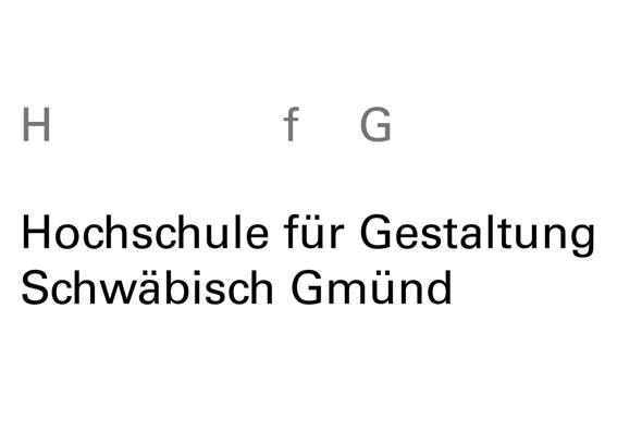 Logo der Hochschule für Gestaltung Schwäbisch Gmünd
