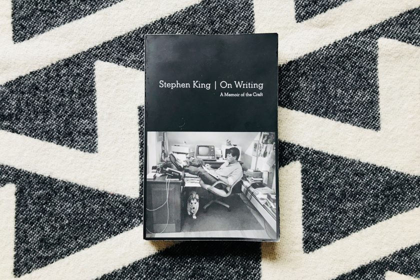Publicity vs. Privacy: Stephen King's manifesto-like autobiography On Writing