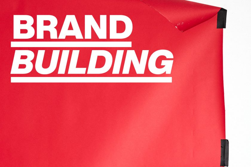 Podcast-Vorlesung »Brand Building«, Masterstudiengang Strategische Gestaltung