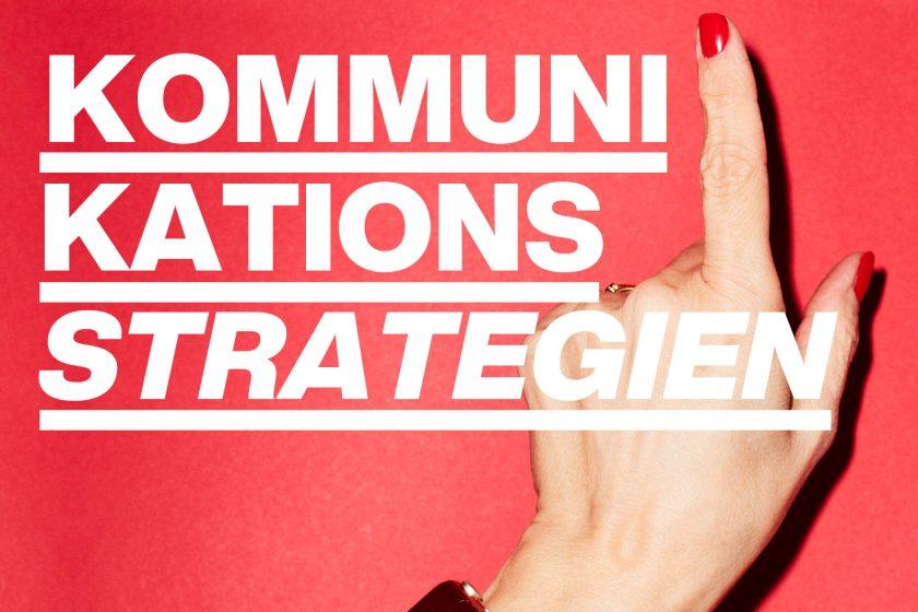 Podcast-Vorlesung »Kommunikationsstrategien«, Masterstudiengang Strategische Gestaltung