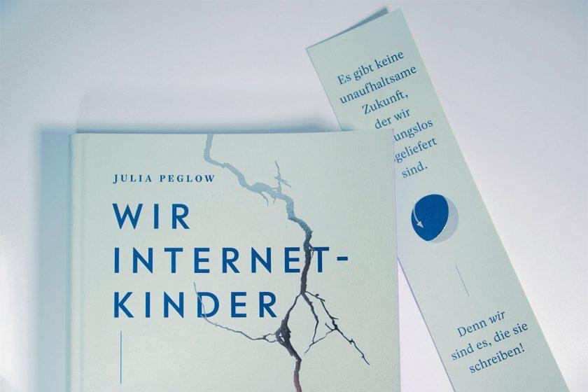 Mein neues Buch »Wir Internetkinder« ist da!